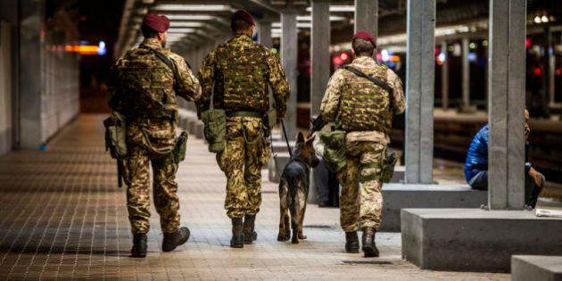 Esercito: essere bassi non è più un problema. Il governo ha rivisto i parametri per l'accesso alle forze