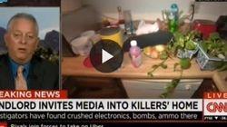 San Bernardino: le telecamere dentro la casa dei killer