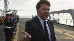 Su Mare Nostrum Matteo Renzi rimane completamente