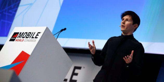 Telegram raggiunge i 100 milioni di utenti attivi. Crescita record della app: 350 mila nuove iscrizioni...