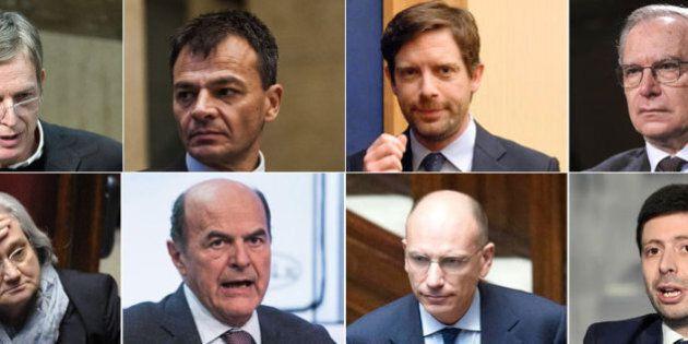 Italicum, con Pier Luigi Bersani e Enrico Letta ne restano solo 36... Nella notte si frantuma la Ditta...