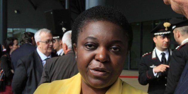 Cecile Kyenge in Direzione: