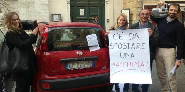 Ignazio Marino sostiene il car sharing a Roma: