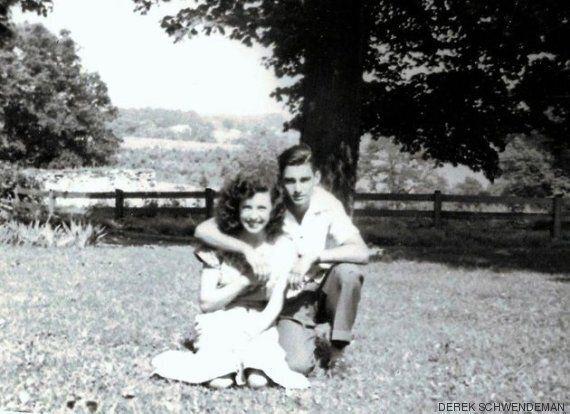 La storia dietro la foto del nonno che ha fatto impazzire tutti vi farà innamorare ancora di