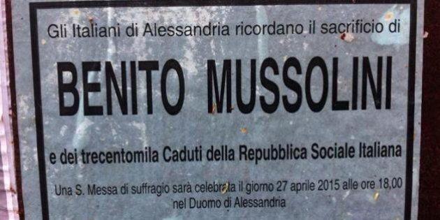 Messa per Benito Mussolini ad Alessandria. Il vescovo contro il parroco: