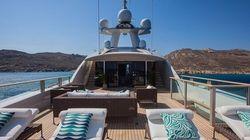 Gli yacht di lusso tutti made in Italy che fanno