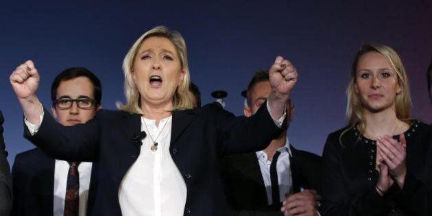 Francia, elezioni regionali 2015: Marine e Marion Le Pen trionfano e il Front National si prende la