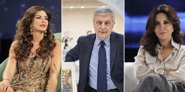 Alba Parietti e Sabrina Ferilli:
