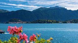Perché scegliere il lago di Como fuori