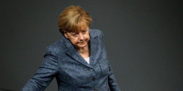 Angela Merkel e il ruolo della Russia per fermare la crisi in Siria e i flussi
