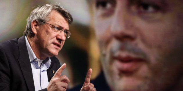 Sondaggi Ixè per Agorà: gli elettori del centrosinistra chiedono a Landini di non scendere in politica