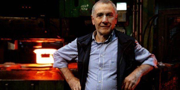 Francesco Biasion, ex fabbro, ora ha 6 stabilimenti: