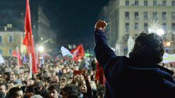 M5s all'ambasciata greca: