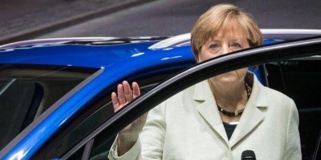 Scandalo Volkswagen mette nei guai Angela Merkel e il made in
