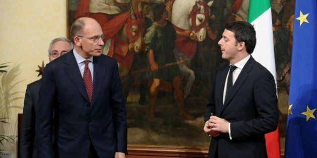 Matteo Renzi replica a Enrico Letta: