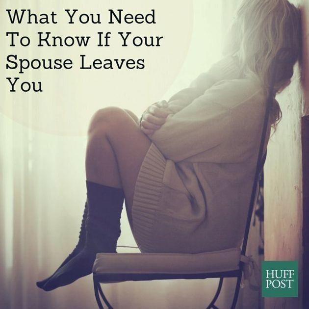 Cosa dovete sapere quando il vostro coniuge vi
