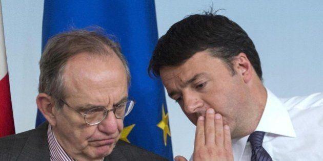 Matteo Renzi toglie dal tavolo la norma 'salva Silvio', troppo caos politico. Il Tesoro: