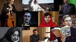 Tutte le voci più influenti del mondo nel