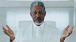 Morgan Freeman presta la voce al navigatore GPS ed è