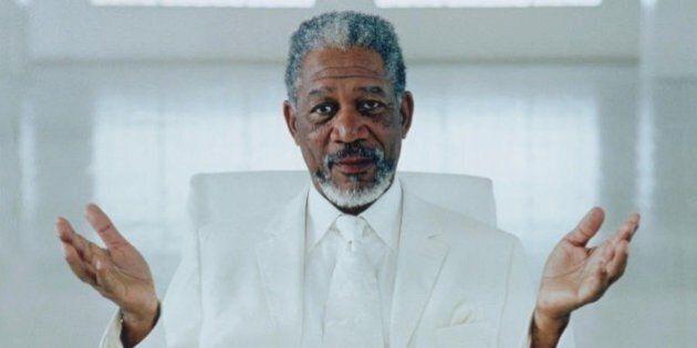La voce di Morgan Freeman come navigatore GPS è fantastica così come la