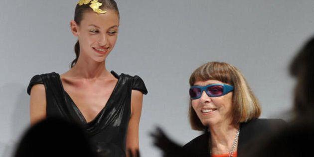 Krizia, è morta la stilista innovativa: aveva 90
