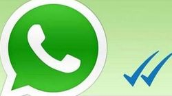La doppia spunta blu su Whatsapp? E' diventata
