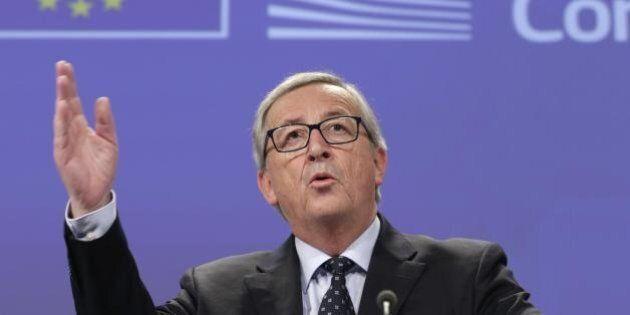 Lettera di Jean Claude Juncker a Matteo Renzi e Martin Schulz: