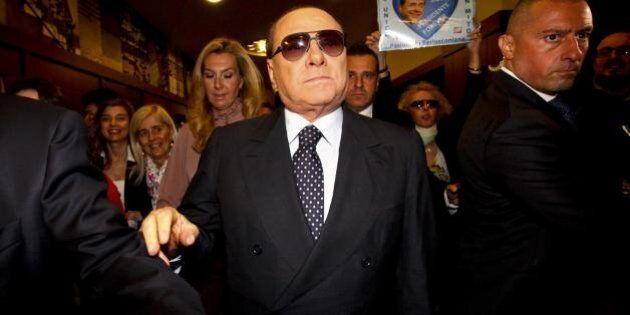 Silvio Berlusconi sarà di nuovo ricoverato per l'uveite all'ospedale San Raffaele di Milano