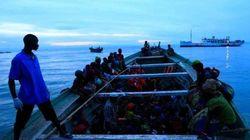 Comincia la missione navale europea (limitata) contro i