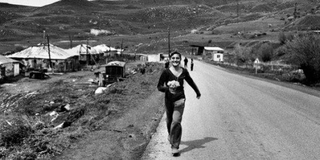 L'Armenia nello sguardo di Antonella