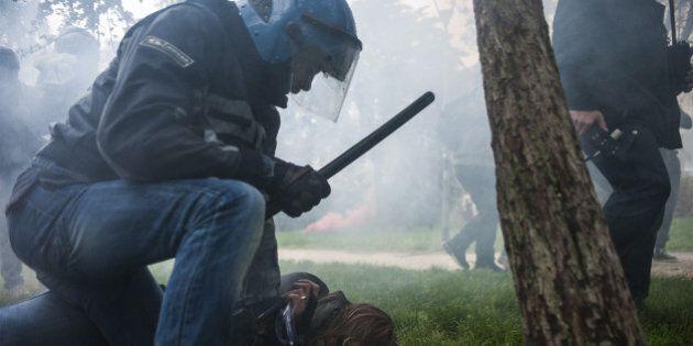 Expo Milano, un agente sulle devastazioni: