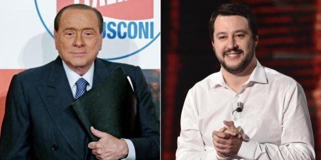 Silvio Berlusconi ha scelto il