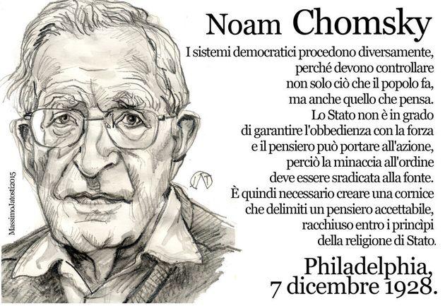 Buon compleanno, Noam