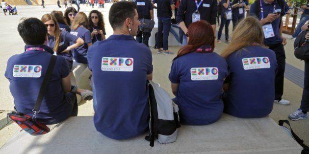 Expo, giovani e lavoro gratuito. Se una clausola di riservatezza fa apparire tutto più