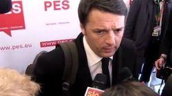E Renzi sceglie lo zainetto. Modello