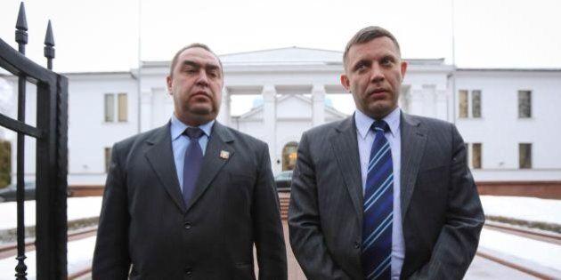 Vertice Minsk: i Grandi della Terra tenuti in scacco dai carneadi Plotnitsky e Zakharchenko. Questo il...