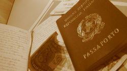 Sono una ragazza fortunata, possiedo un passaporto