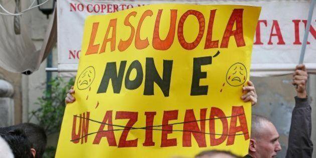 Sciopero della scuola contro la riforma. Cortei in sette città, da Aosta a Roma. Stefania Giannini: