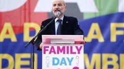 La rabbia del popolo del Family Day: