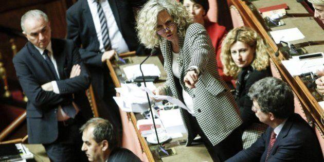 Unioni civili, la provocazione dei senatori Pd: