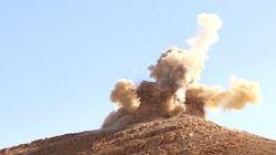 L'Isis fa saltare in aria due antichi mausolei a