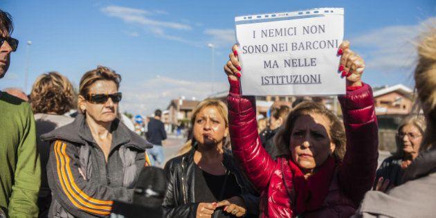 Tor Sapienza, i residenti ai Cinque Stelle: