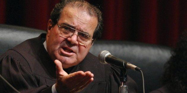 Antonin Scalia morto durante un raduno di una società