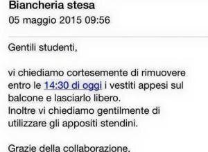 Matteo Renzi arriva a Trento: e dagli alloggi dell'Università