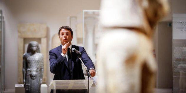 Scuola. Matteo Renzi lancia la sua sfida al Senato: chi non ci sta, non voti la