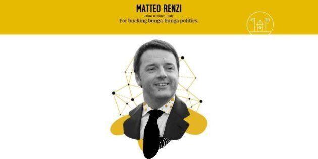 Matteo Renzi tra i 100 pensatori globali del 2014 secondo Foreign Policy.