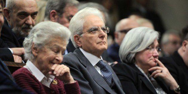 Sergio Mattarella ascolta Ignazio Visco su economia e Grecia. Poi va alla commemorazione di Vittorio...