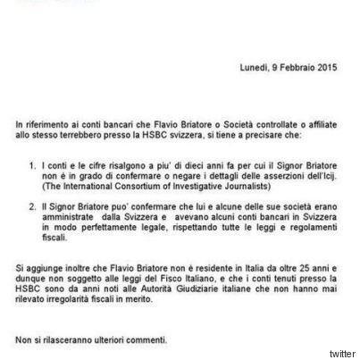Lista Falciani, tutti i nomi (e i perché) degli italiani con il conto in Svizzera nello scandalo Swissleaks