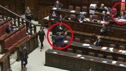 Boldrini espelle La Russa. E lui perde le staffe:
