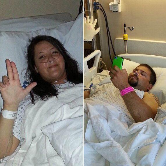 Donna ha donato il suo rene a un perfetto sconosciuto. Adesso stanno per sposarsi